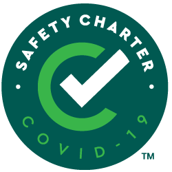 Safety Charter Covid19 Mark