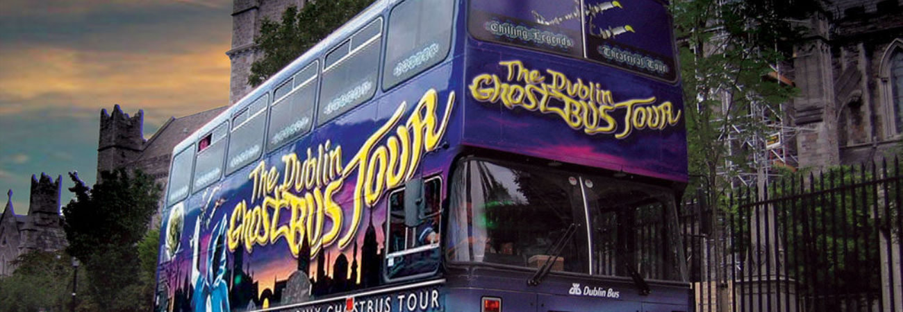 Dublin Ghost Bus Tour