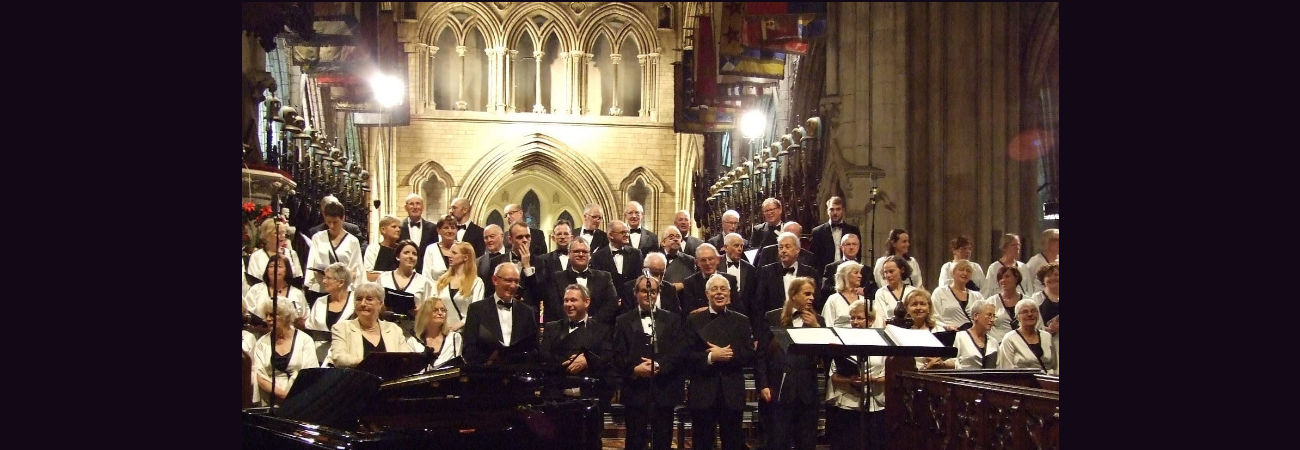 The Guinness Choir Christmas Concert