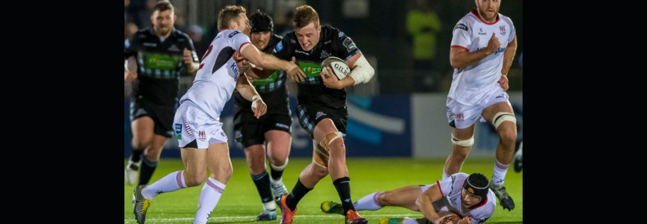 Guinness Pro14 (Round 13) Leinster Rugby V Glasgow Warriors